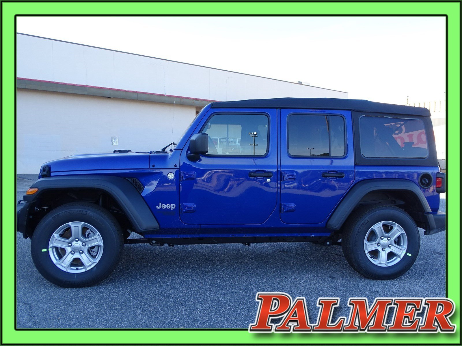 2258f282 New 2019 JEEP Wrangler Sport S Sport Utility in Roswell #32481 ...
