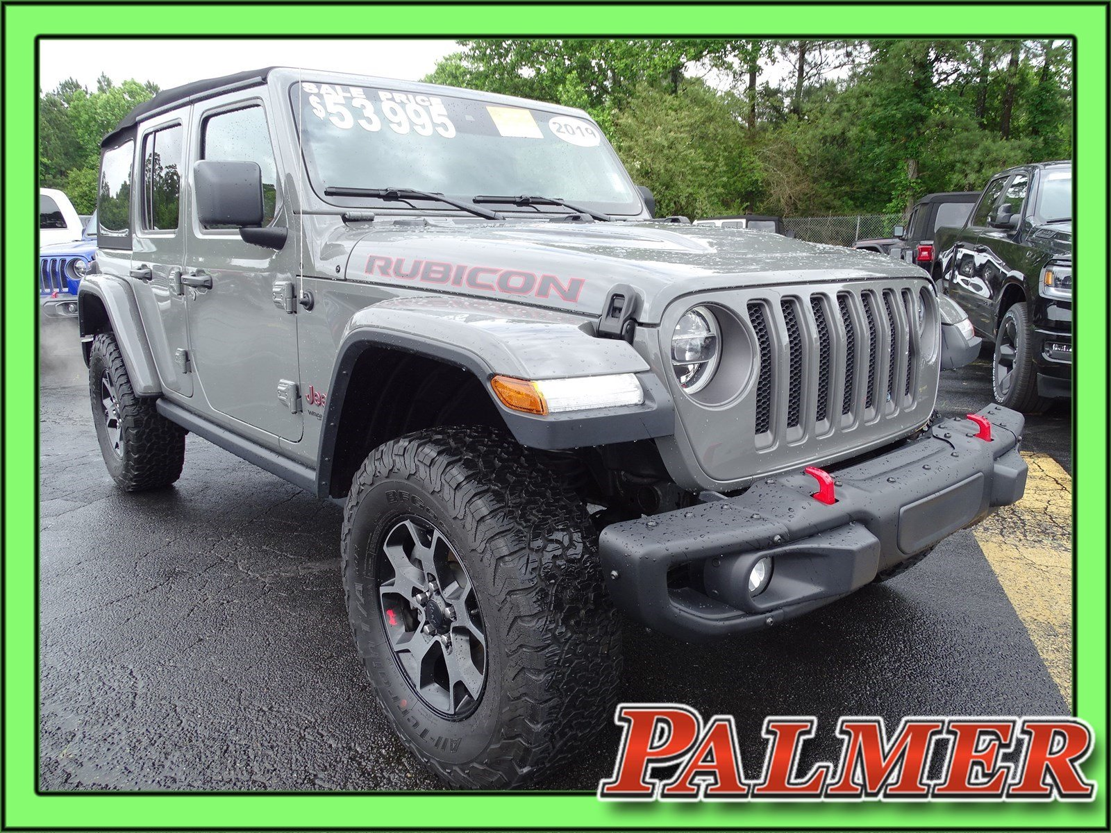 Jeep Certified Pre Owned >> Certified Pre Owned 2019 Jeep Wrangler Unlimited Rubicon 4d Sport