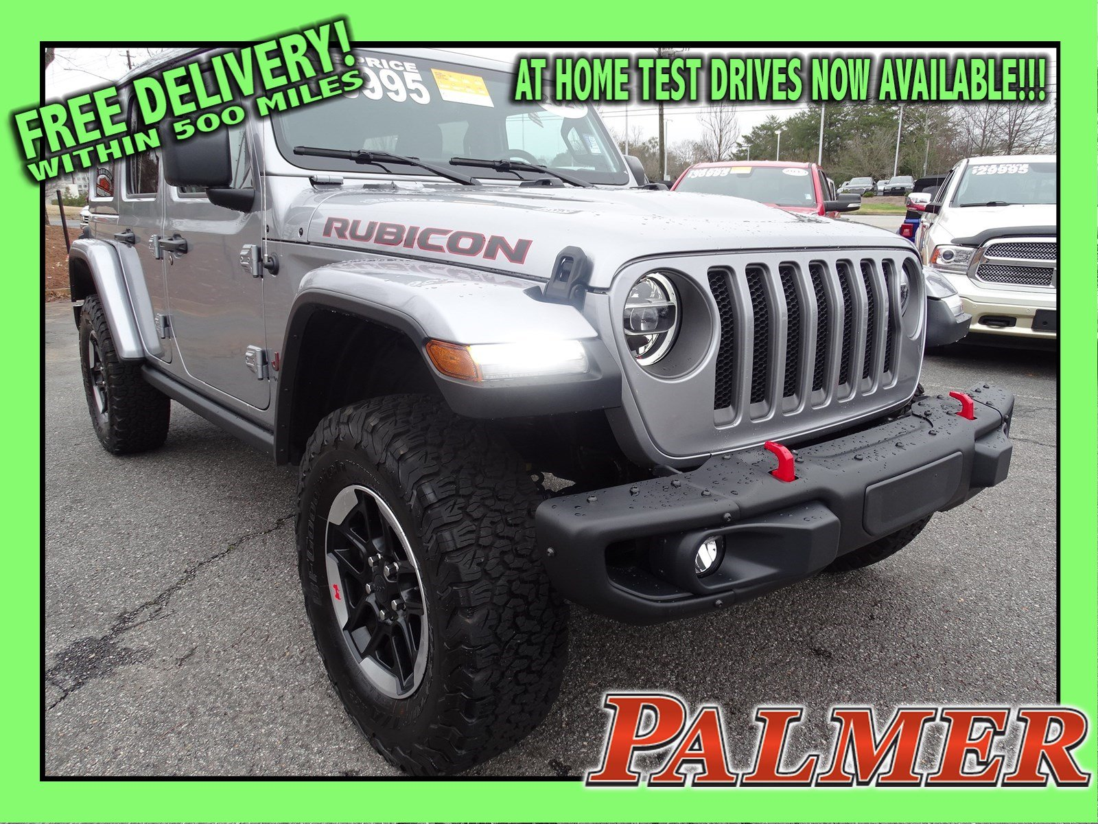 Certified Pre-Owned 2020 Jeep Wrangler Unlimited Rubicon