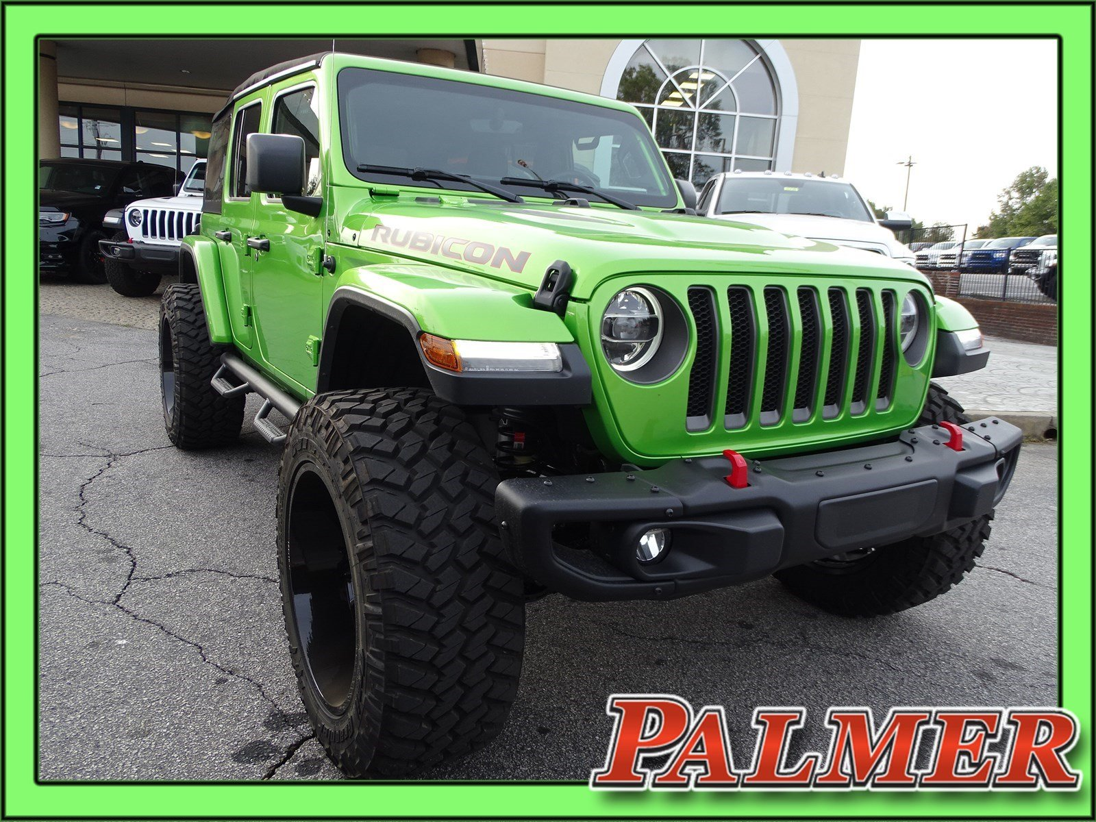 New 2018 JEEP Wrangler Rubicon Sport Utility in Roswell