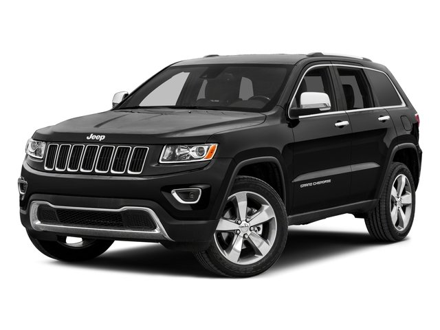Certified Pre-Owned 2015 Jeep Grand Cherokee