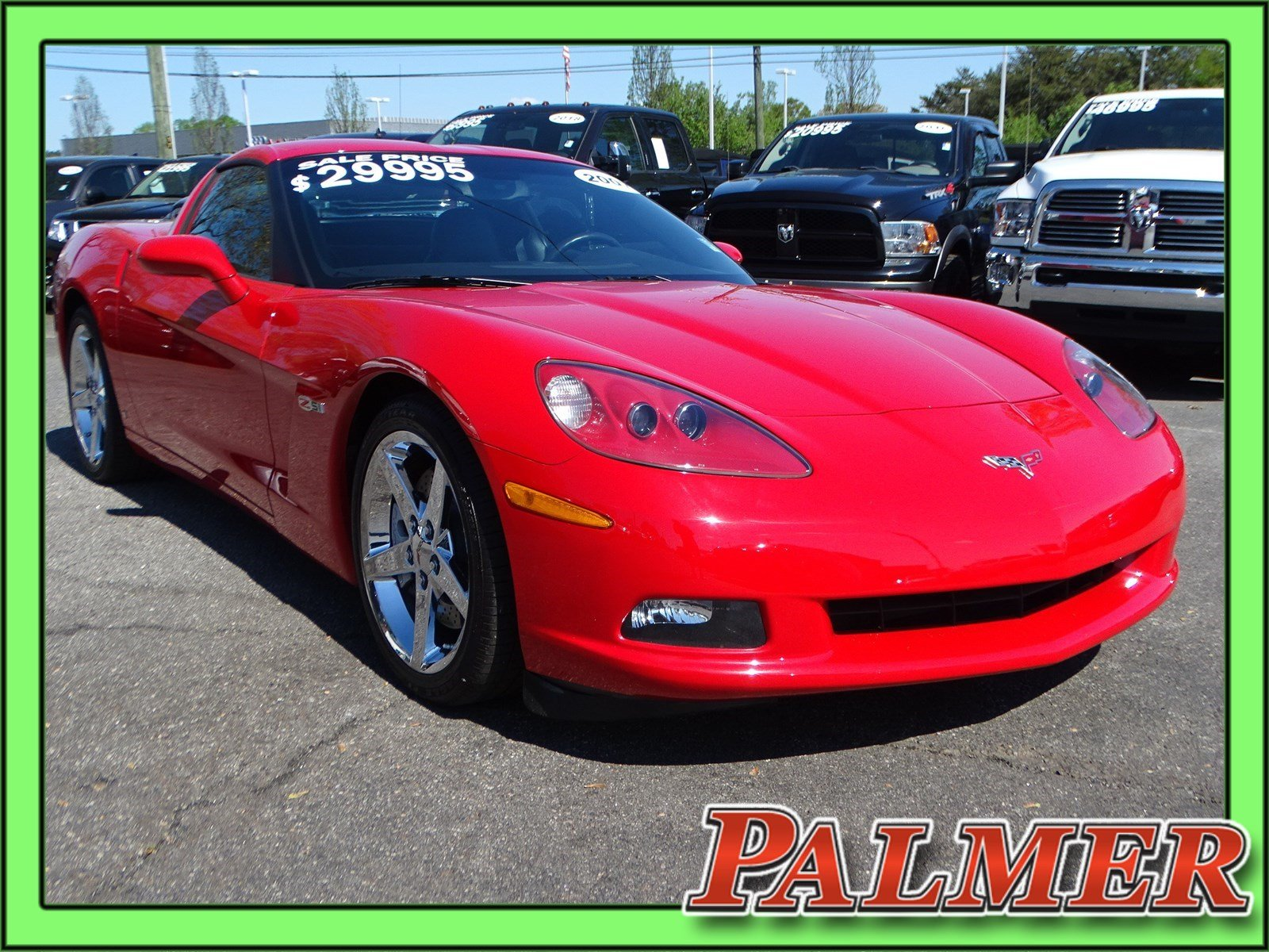 Pre-Owned 2007 Chevrolet Corvette