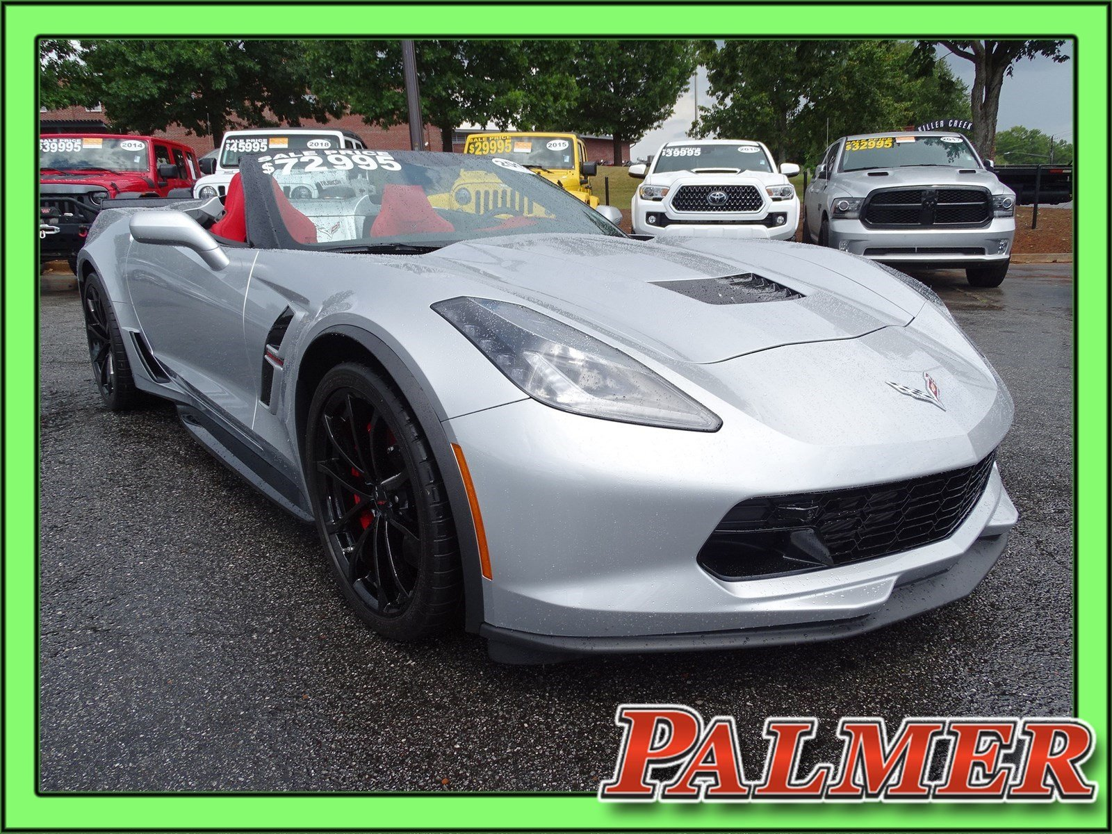 Pre-Owned 2019 Chevrolet Corvette Grand Sport