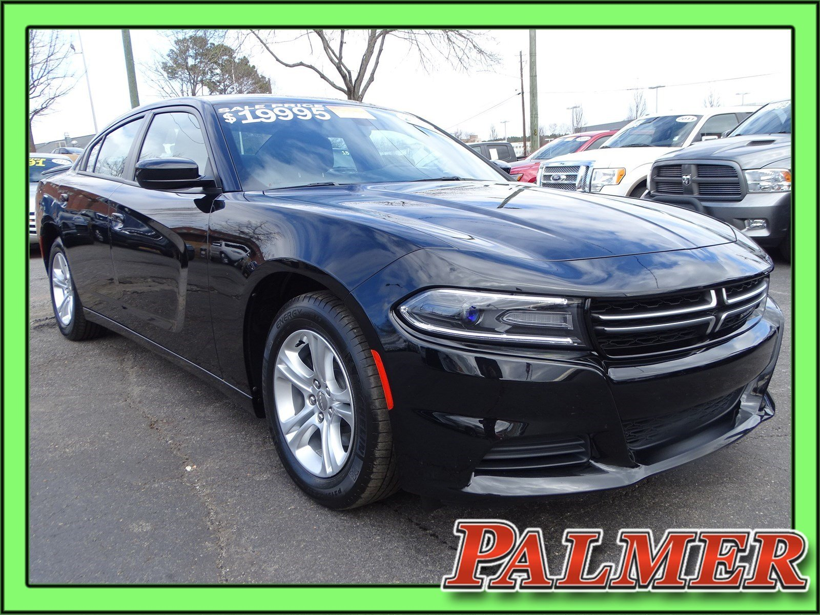 Certified Pre-Owned 2015 Dodge Charger SE