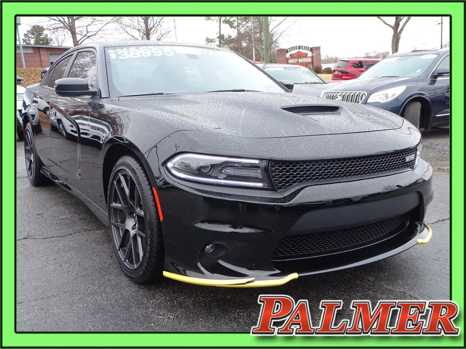 Certified Pre Owned 2017 Dodge Charger R T 4d Sedan In Roswell