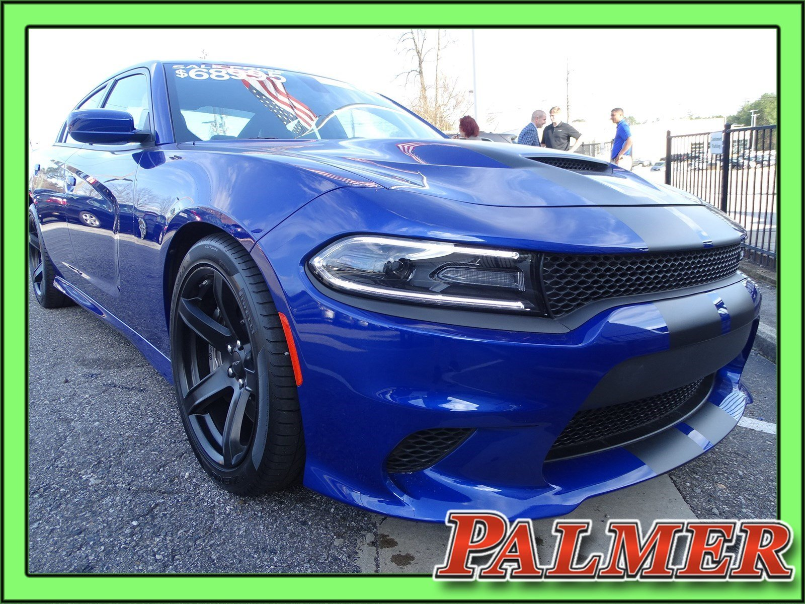 Charger Srt Hellcat >> Pre Owned 2018 Dodge Charger Srt Hellcat 4d Sedan In Roswell P9851