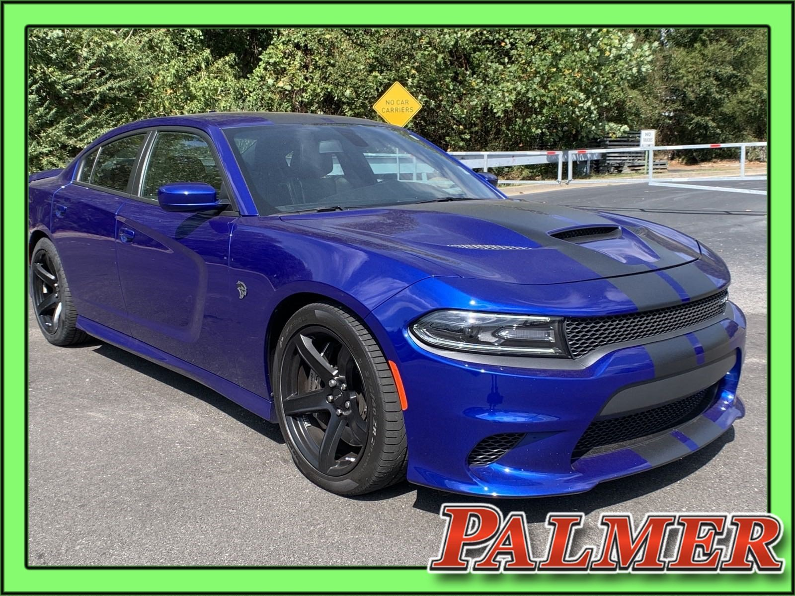 Dodge Charger Srt >> Pre Owned 2018 Dodge Charger Srt Hellcat With Navigation