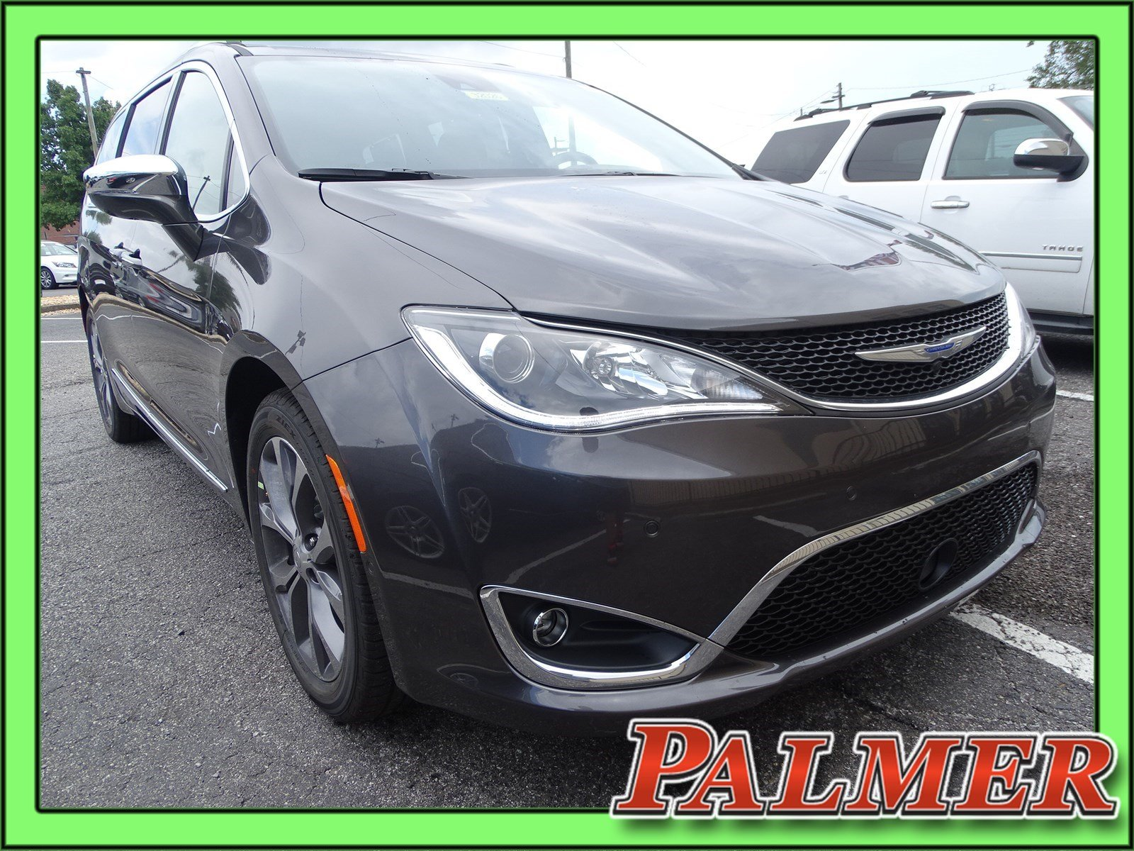 New 2019 Chrysler Pacifica Limited Passenger Van In Roswell 32026 200 Fuel Filter