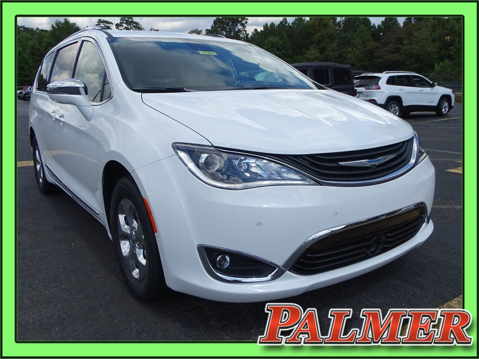New 2018 Chrysler Pacifica Hybrid Limited Passenger Van In 2011 200 Fuel Filter