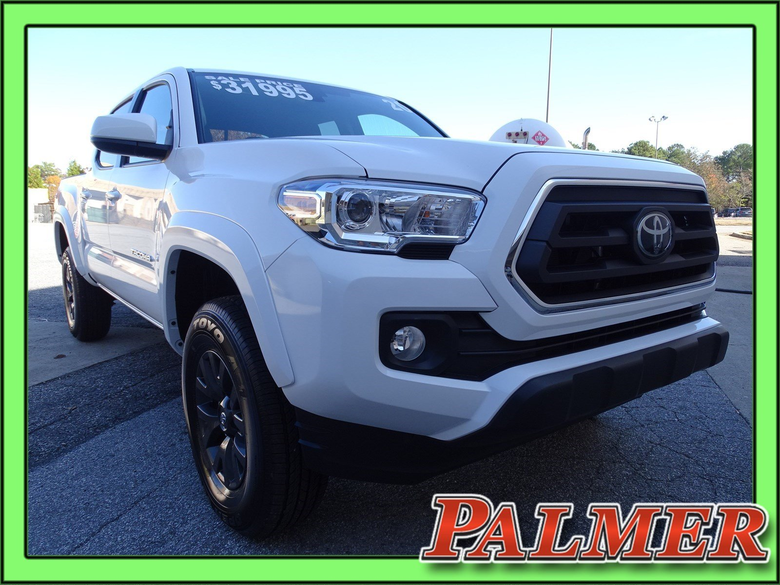 Pre-Owned 2020 Toyota Tacoma SR5