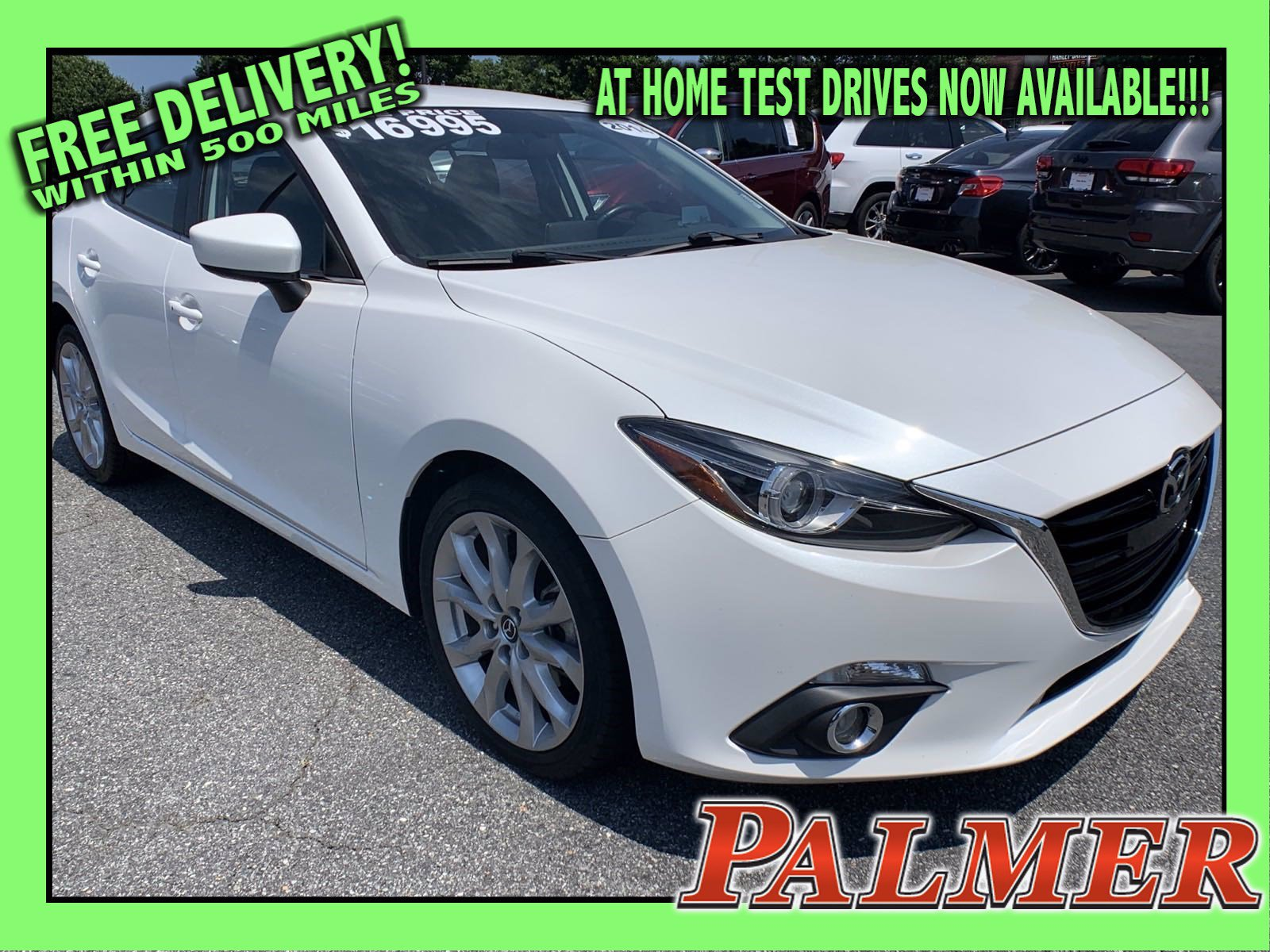 Pre-Owned 2014 Mazda3 s Touring