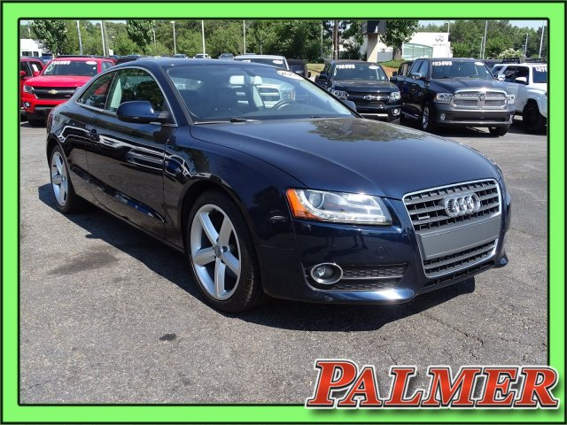Pre-Owned 2010 Audi A5