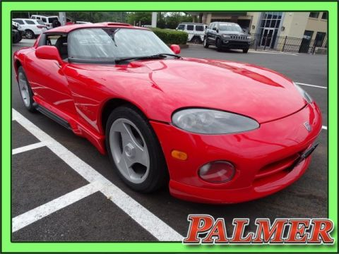 Pre-Owned 1993 Dodge Viper RT/10