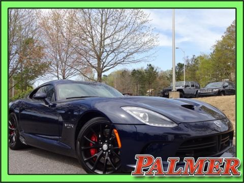 Pre-Owned 2015 Dodge Viper SRT