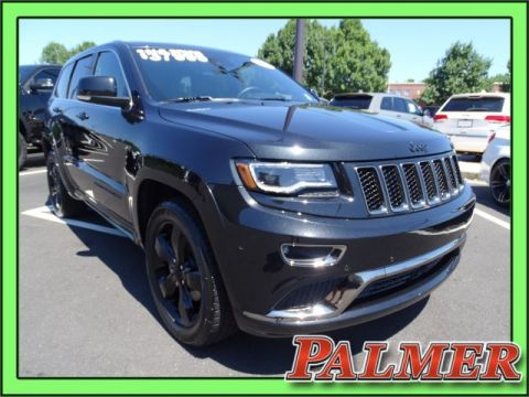 Certified Pre-Owned 2016 Jeep Grand Cherokee High Altitude