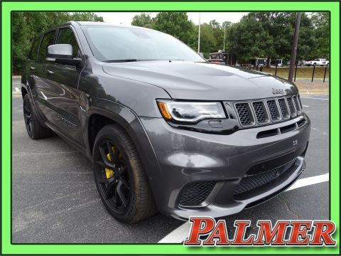 Pre-Owned 2019 Jeep Grand Cherokee Trackhawk