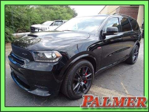 Pre-Owned 2019 Dodge Durango SRT