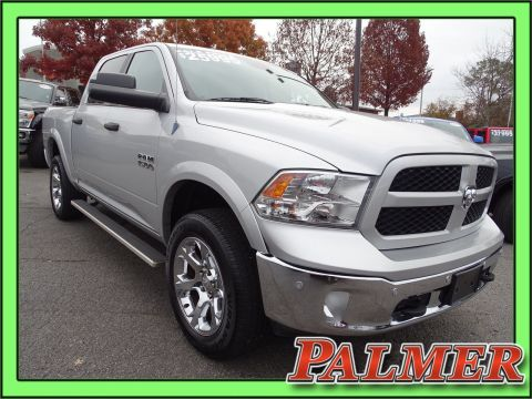 Certified Pre-Owned 2014 Ram 1500 Outdoorsman