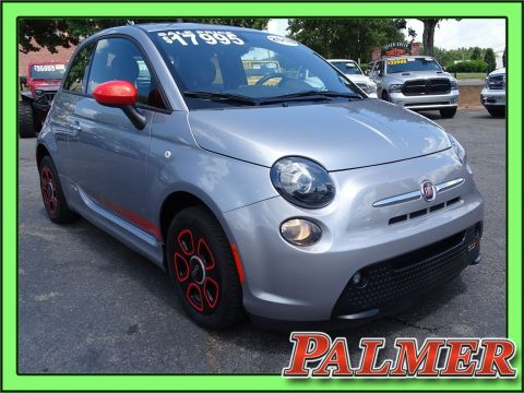Pre-Owned 2018 FIAT 500e Battery Electric