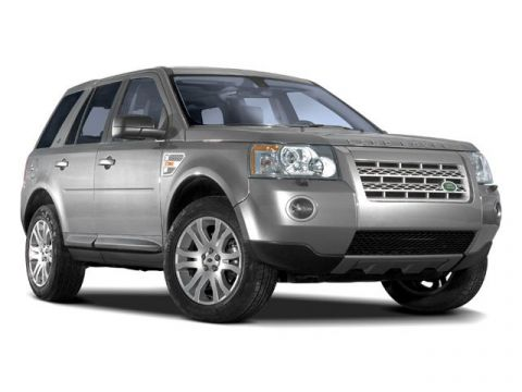 Pre-Owned 2008 Land Rover LR2 HSE