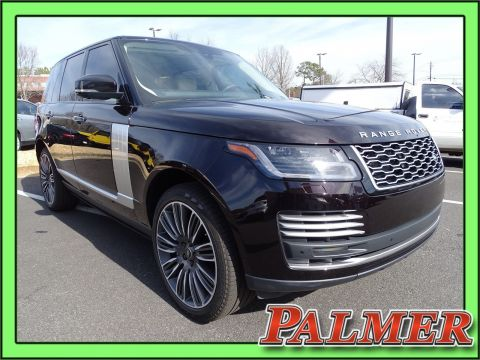 Pre-Owned 2020 Land Rover Range Rover 5.0L V8 Supercharged Autobiography